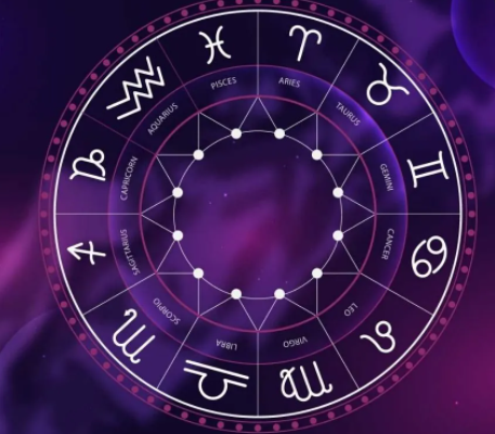 "Check your monthly ""horoscope for April"""